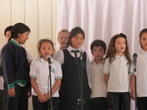 Maitenes canta a María