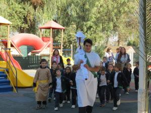 Vía Crucis Pre-escolar