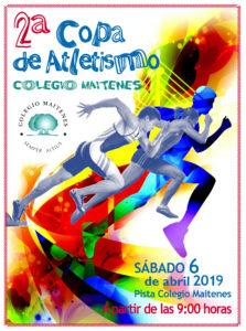 2da COPA  DE ATLETISMO COLEGIO MAITENES