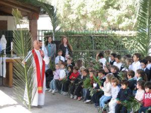 Domingo de Ramos Preescolar y Primaria