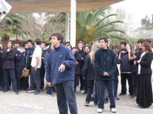 Sorteo Alianzas Semana Colegio