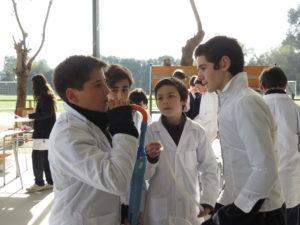 Feria Científica Secundaria