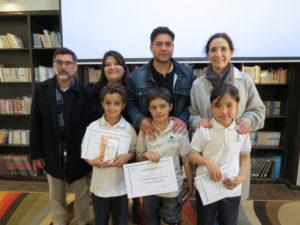 Concurso Fluidez Lectora